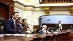 El Pleno del Congreso destituyó, inhabilitó y acusó a exjuez supremo y exconsejeros