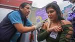 Diresa Callao pide a padres de familia vacunar a sus niños contra el sarampión