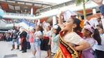 Danzas indias y peruanas en MegaPlaza