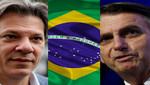 Brasil vota este domingo 7 de octubre de 2018 para elegir a su presidente