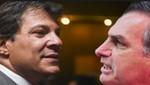 Fernando Haddad y Jair Bolsonaro: programas económicos que colisionan
