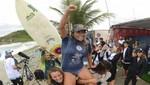 Melanie Giunta del Top Perú gana en Circuito Mundial en Brasil
