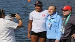 Juegos Olímpicos de la Juventud: remero Ángel Sosa hace historia en el certamen