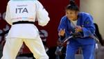 Juegos Olímpicos de la Juventud: Noemí Huayhuameza bronce en Judo