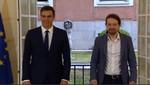España: el PSOE y Podemos firman pacto de miras a a la aprobación de un presupuesto de corte social