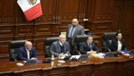 Rechazan Moción de Censura a Mesa Directiva del Congreso de la República