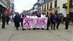 Minsa lanza campaña nacional 'Semana Perú contra el Cáncer' en Huancayo