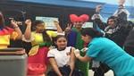 Minsa: brigadas aplican segunda dosis de vacuna contra el Virus de Papiloma Humano a nivel nacional