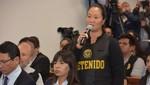 Poder Judicial decide hoy sobre el pedido de apelación presentado por la defensa de Keiko Fujimori