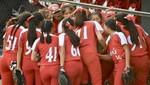 Perú Rojo imparable en el Sudamericano de Sóftbol Femenino SUB-15