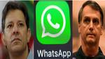 WhatsApp pone mano dura en campaña presidencial en Brasil: cerró miles de cuentas, incluso la del hijo de Jair Bolsonaro