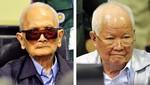 Camboya: condenan a cadena perpetua por genocidio a dos exlíderes de los Jemeres Rojos