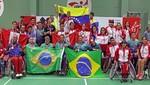 Nuestra selección gana 28 medallas en el Sudamericano de Parabádminton