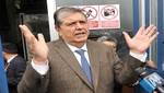 Poder Judicial dicta impedimento de salida del país contra Alan García