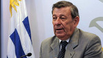 Uruguay aceptará solicitud de asilo político del expresidente Alan García Pérez