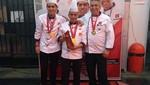 Perú obtiene medalla de bronce en competencia mundial de panaderos en China