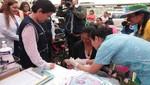 Dieez mil brigadistas vacunaron casa por casa a niños menores de cinco años contra 26 enfermedades inmunoprevenibles