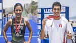 Triatletas Bravo y Gómez de la Torre nos representarán en Lima 2019