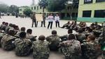 Perú: Ministerio de Salud capacitó a miembros del Ejército para continuar lucha contra la anemia