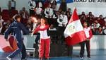 Juegos Sudamericanos Escolares fueron inaugurados con gran éxito