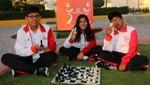 Perú vence en ajedrez a Paraguay y Bonaire en Sudamericanos Escolares