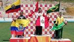 Perú suma sus primeras medallas en los Sudamericanos Escolares 2018