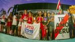 Perú campeón de los Panamericanos de Surf 2018