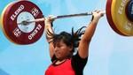 Eldi Paredes logró medalla de oro en Sudamericano de Pesas en Ecuador
