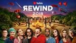 YouTube Rewind 2018 se convierte en el video más desagradable del sitio