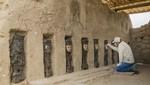 Ídolos de Chan Chan entre los 10 mejores hallazgos arqueológicos del mundo en el 2018