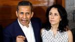 Quedó expedito el camino para la acusación constitucional contra Ollanta Humala y Nadine Heredia