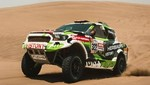 Rally Dakar 2019: peruanos cerca del top ten