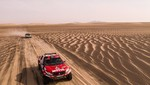Rally Dakar: Pancho León sigue avanzando en la competencia