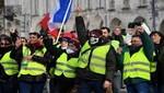 Francia: los 'chalecos amarillos' salen a las calles por décimo sábado consecutivo
