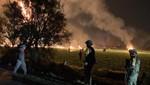 México: número de muertos a causa de la explosión del ducto de Pemex aumenta, son 76.
