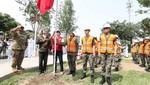 San Juan de Lurigancho: Fuerzas Armadas seguirán hasta que el problema del aniego sea solucionado totalmente