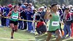 Rina Cjuro y Omar Ramos: nuevos campeones nacionales de Cross Country