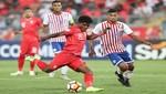 Perú cayó ante Paraguay en el Sudamericano Sub 20