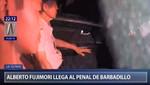 Alberto Fujimori una vez más en la prisión de Barbadillo