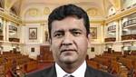 Comisión de Ética solicita suspender 120 días a congresista Luis López Vilela por tocamientos indebidos