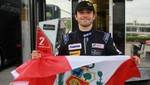 Piloto peruano Rodrigo Pflucker tiene brillante participación en EE.UU.