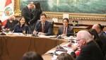 Consejo Directivo del Congreso de la República aprobó recomposición de comisiones