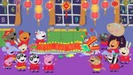 'Peppa Pig' suena en el Año Nuevo chino con dos nuevos personajes de Panda