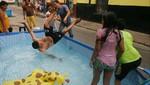 El uso de piscinas portátiles son factor de riesgo para contraer enfermedades