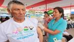 450 adultos mayores fueron vacunados contra la neumonía en Villa El Salvador