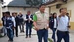 Minsa y Diresa Lima evalúan establecimientos de salud ante los riesgos de inundaciones y huaycos en Canta