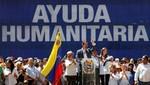 El líder de la oposición venezolana, Juan Guaidó, fija el plazo para que llegue la ayuda humanitaria