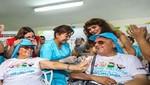 Ministerio de Salud vacunará este año a un millón de adultos mayores contra el neumococo