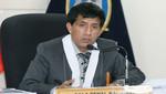 Juez Richard Concepción Carhuancho es separado del 'Caso Cocteles': es definitivo