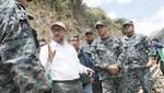 Buzos realizan búsqueda de desaparecidos en río Lircay (Huancavelica) a profundidades de hasta 9 metros